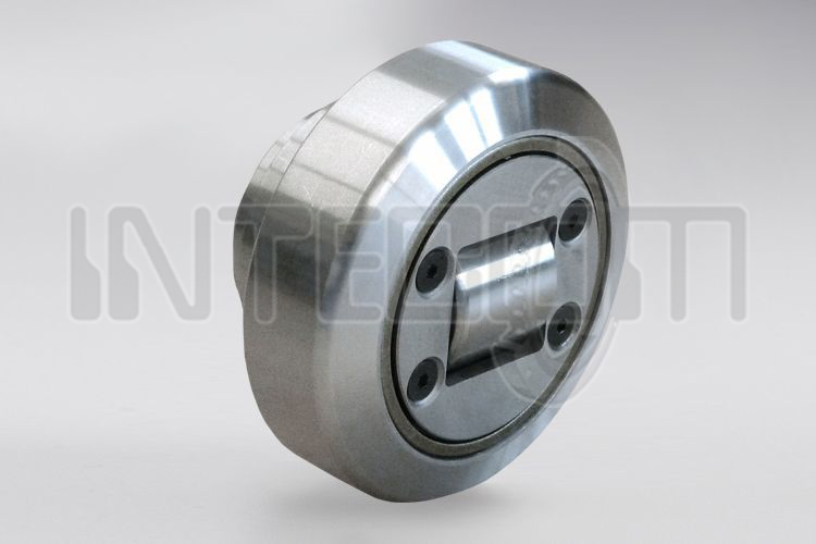 Fixed combined bearings for laminated standard H profiles