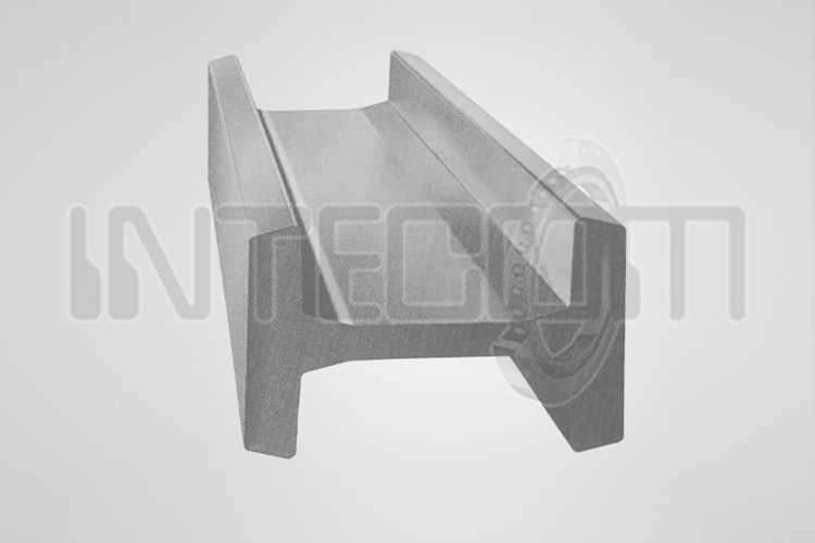 H steel laminated profiles