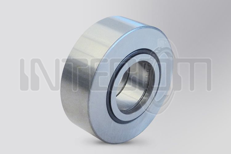 Track rollers with cylindrical rolls - NUTR Series